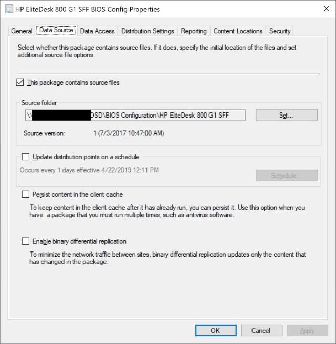 Configuring HP BIOS Settings During OSD/IPU – Ryan's Tech Blog