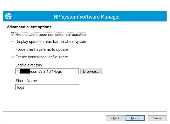 Apply Firmware and Driver Updates Using HP System Software